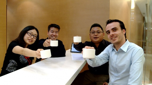 Keyway Innovations Introduces Leaf Tea Maker on Indiegogo'