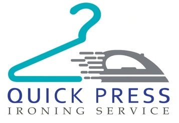 Company Logo For QUICK PRESS IRONING SERVICE'