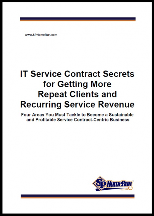 IT Service Contract Secrets for Getting More Repeat Clients'