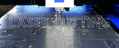 Laser Cutting Machine'