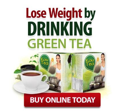 Kou Tea - Green Tea For Weight Loss'