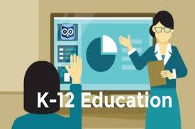 K12 Education Technology Market'