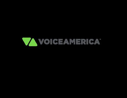 Company Logo For VoiceAmerica'