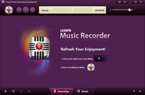 Leawo Music Recorder'