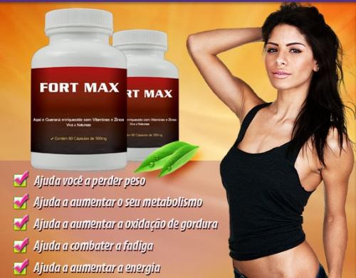 Fort Max Diet'