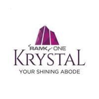 Ramky One Krystal Logo