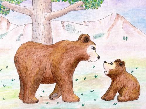 Tuffy the Bear'