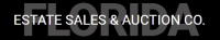 Florida Estate Sales & Auction Company Logo