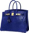 Hermes Birkin Bag'