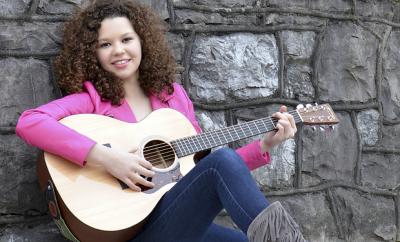 Up & Coming Singer/Songwriting and Anti-Bullying Activis'