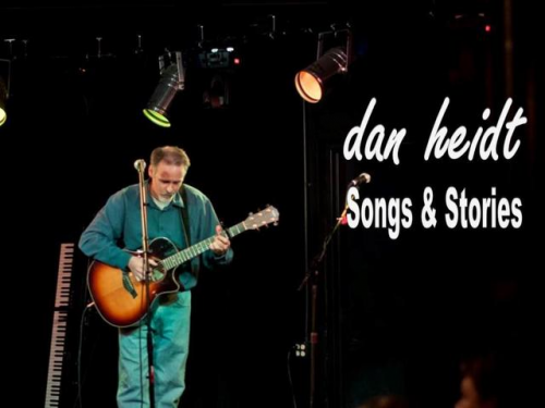 Singer/Songwriter Dan Heidt Plays a New Tune on his Newly La'