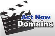 Company Logo For Act Now Domains'