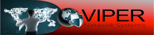 Viper Network Systems Banner'