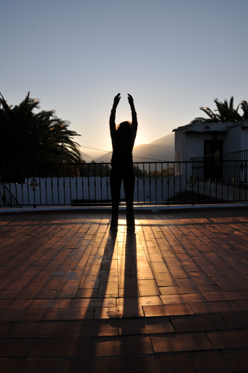 Yoga in Spain – Cortijo'