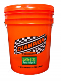Champion CNG 15w-40 Oil