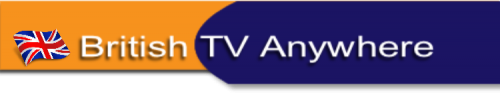 Company Logo For British TV Anywhere'