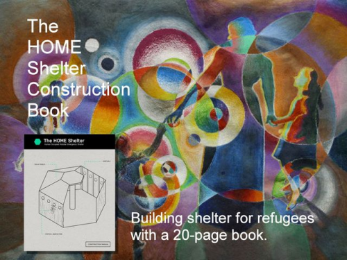 Company Logo For The Home Shelter Construction Book'