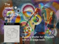 The Home Shelter Construction Book Logo