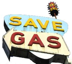 Save Gas'