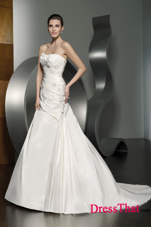 Dressthat.com Releases New Wedding Dress Collection'