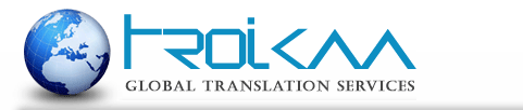 Company Logo For Troikaa Translation Services'