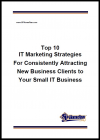 Top 10 IT Marketing Strategies'
