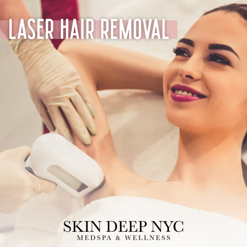 Top Rated MedSpa NYC - Skin Deep Hair Removal'