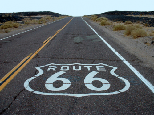 The Mother Road'