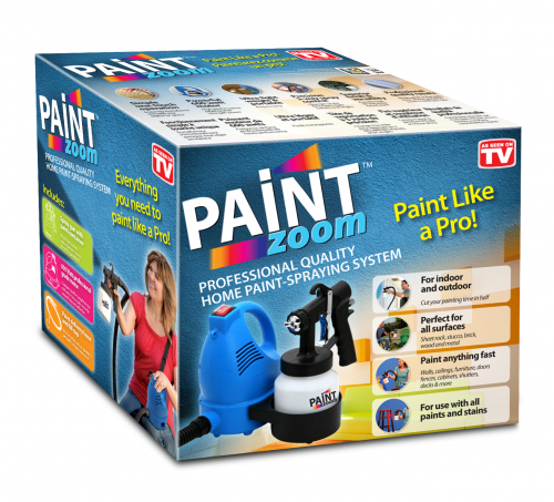 Paint Zoom Canada'