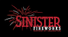 Company Logo For Sinister Fireworks'