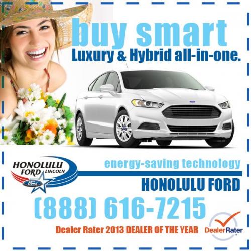 hawaii auto sales'
