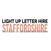 Company Logo For Light Up Letter Hire Staffordshire'