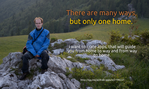 Apps for Treking & Hiking'