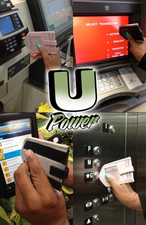 Company Logo For U Power Wallet'