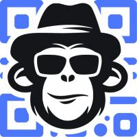 QRcode Chimp Logo