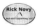 Company Logo For Rick Novy Tech and Copywriting, LLC'