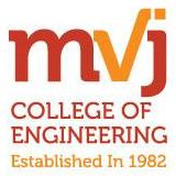 MVJ College of Engineering Logo