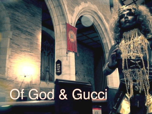 Company Logo For Of God and Gucci'
