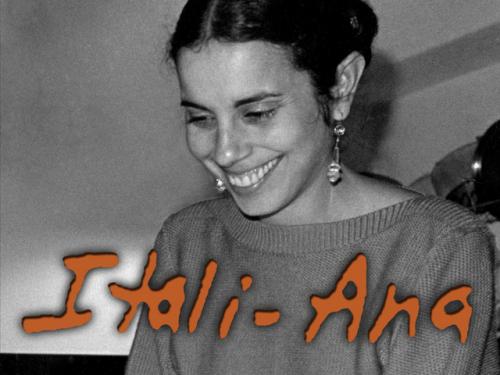 Itali-Ana, Mendieta in Rome'