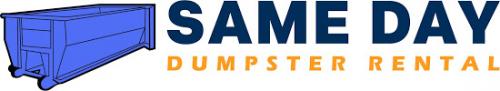 Company Logo For Same Day Dumpster Rental Dallas'