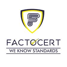 Company Logo For factocert'