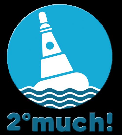 Company Logo For 2ºmuch! Climate compensation'