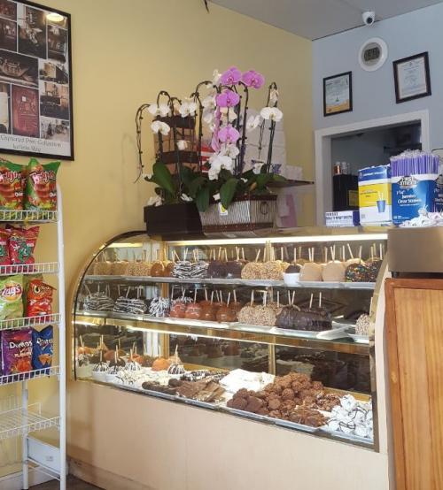 Chocolate Cafe'
