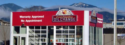 Oil Change'