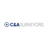 C And A Surveyors Logo
