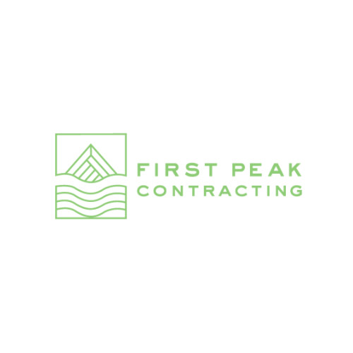 Company Logo For First Peak Contracting'