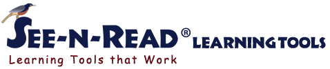 Company Logo For See-N-Read Reading Tools'