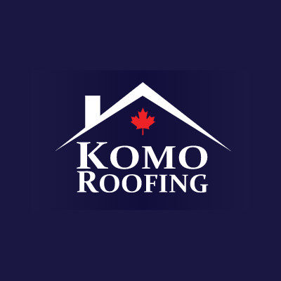 Company Logo For Komo Roofing'