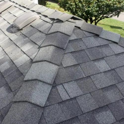 Asphalt Roofing'