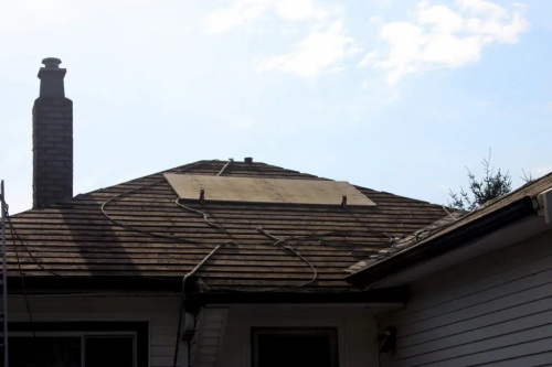 Residential Roofing'